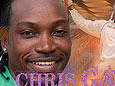 Cricket Stars Chris Gayle