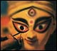 Behind the Durga Puja